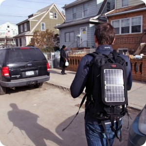 Voltaic - Backpack In Use
