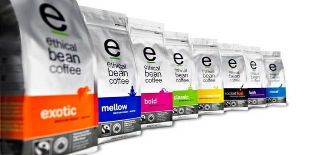 Ethical Bean Product Line