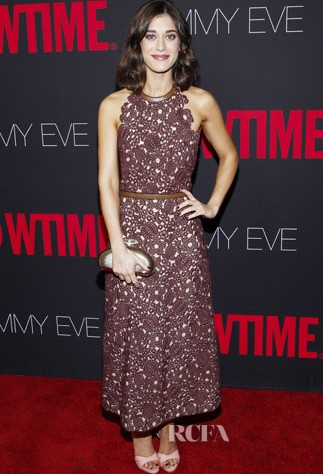 Lizzy-Caplan-In-Valentino-Showtime-2014-Emmy-Eve-Soiree