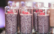 Blissful Blueberry Smoothie
