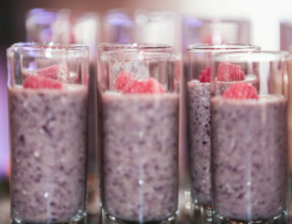 blissful blueberry smoothi