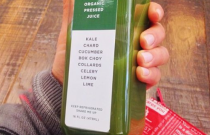 Want To Look Better Naked? Drink + Eat More Greens