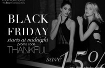 Save 15% During Lux & Eco's Black Friday Event!