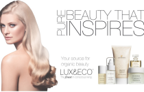 Lux & Eco's Organic Beauty for Winter Skin